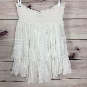 Lauren Ralph Lauren Tiered Skirt